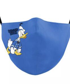 Mascarilla Disney Pato donald